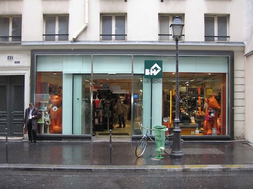 Cheap clothing stores Niche clothing store