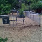 Big dog area