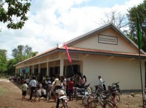 The Van and Sam Khong School