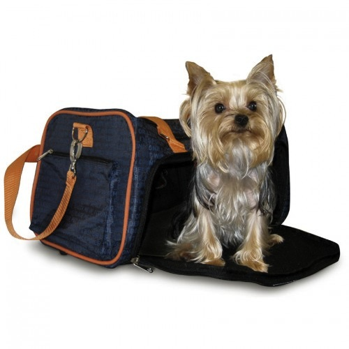 The JetBlue pet carrier